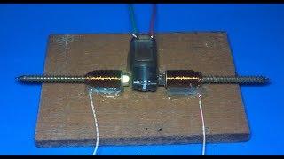 15W electricity generator, awesome idea to create dynamo