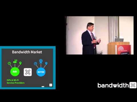 BandwidthX Wi-Fi Offload Summit 2014, Frankfurt