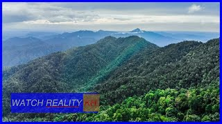 Top 5 Highest Mountains in Cambodia