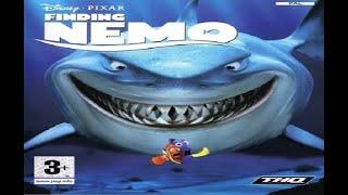 Finding Nemo (PS2) Full Walkthrough