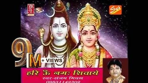 hari om namah shivaya  a must listen        hindi shiv bhajan