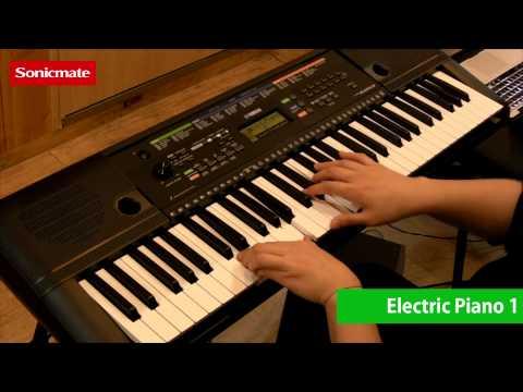 Yamaha psr e253 for Yamaha psr ew300 review
