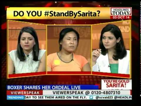 Headlines Today exclusive with Sarita Devi after Incheon Asian Games
