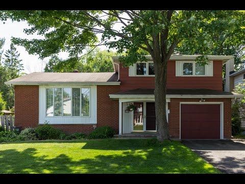 Ottawa Real Estate - Blackburn Hamlet, Ottawa - SOLD!!