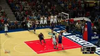 [NBA 2K13 - Christmas Dream] Team USA 2012 vs. Dream Team 1992