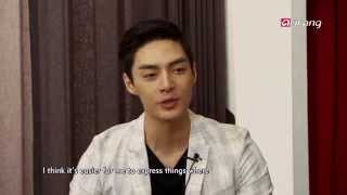 kim Joon interview