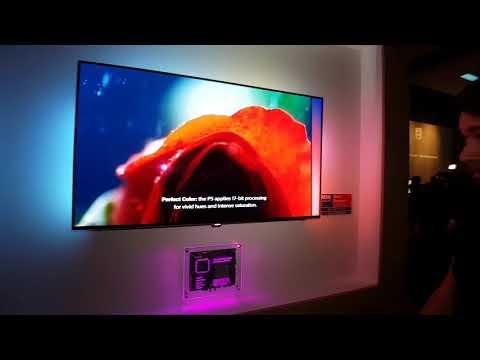PHILIPS OLED TV Serie 9 Con Processore P5   IFA 2017