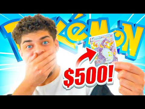 Download I FINALLY PULLED $500 SHINY CHARIZARD VMAX!!