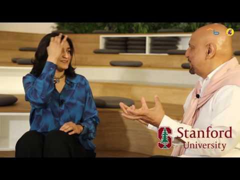 CEO Profile Full interview - Najla Al-Midfa, General Manager of Sheraa