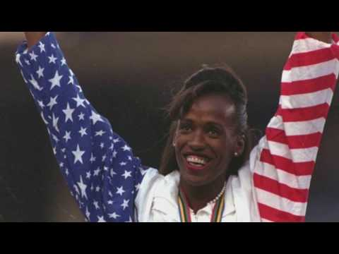 Jackie Joyner-Kersee - the greatest female athlete of 20th century