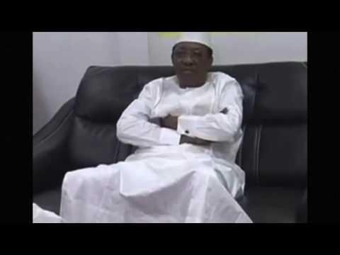 Idriss Déby face aux syndicats tchadiens