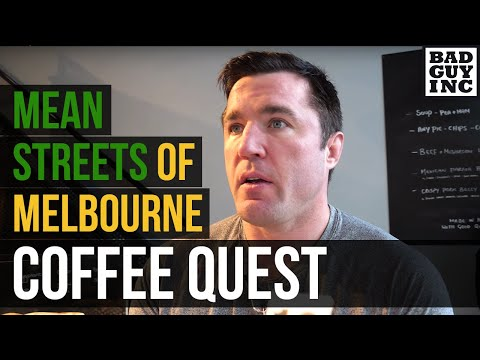 Coffee Quest On The Mean Streets Of Melbourne...