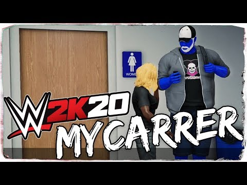 wwe-2k20-exklusiv:-mycareer-#2-gameplay-(deutsch/german)