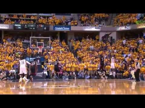 Lance Stephenson 20 points vs Miami (Full Highlights) (2013 NBA Playoffs GM 4) ᴴᴰ