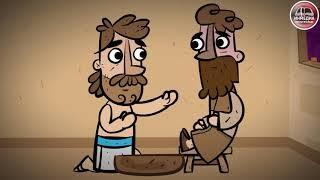 ИИСУС ОМЫВАЕТ НОГИ СВОИМ УЧЕНИКАМ