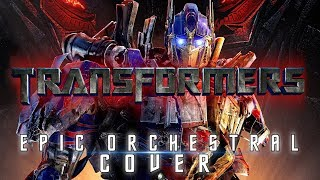 Gambar cover TRANSFORMERS | Epic Medley Orchestral Cover