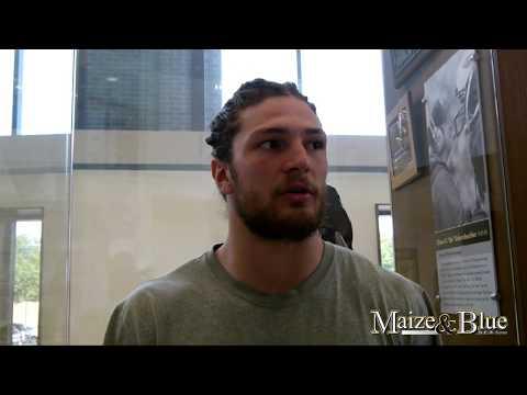 Jordan Glasgow discusses his role in defense