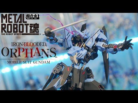Easily The Best In The Line Metal Robot Spirits Gundam Vidar Review Youtube