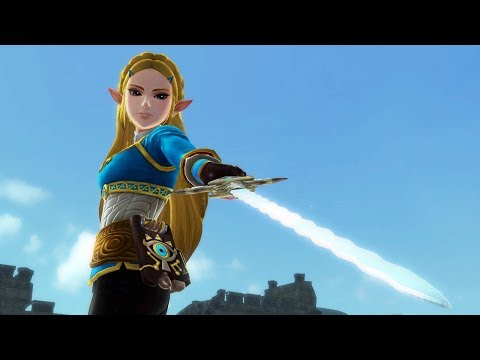 Hyrule Warriors (Switch) - All Character Victory Animations
