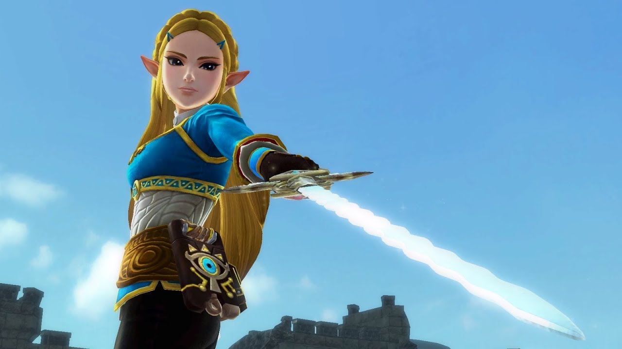 Hyrule Warriors Switch All Character Victory Animations Youtube