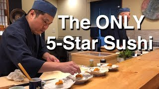 The ONLY 5-Star Sushi in San Diego - Soichi Sushi