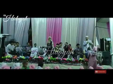 Balasan Oy Ade Berjilbab Ungu Voc. Talitha Adilla Syubband Lovers Pasuruan