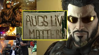 Deus Ex & Black Lives Matter