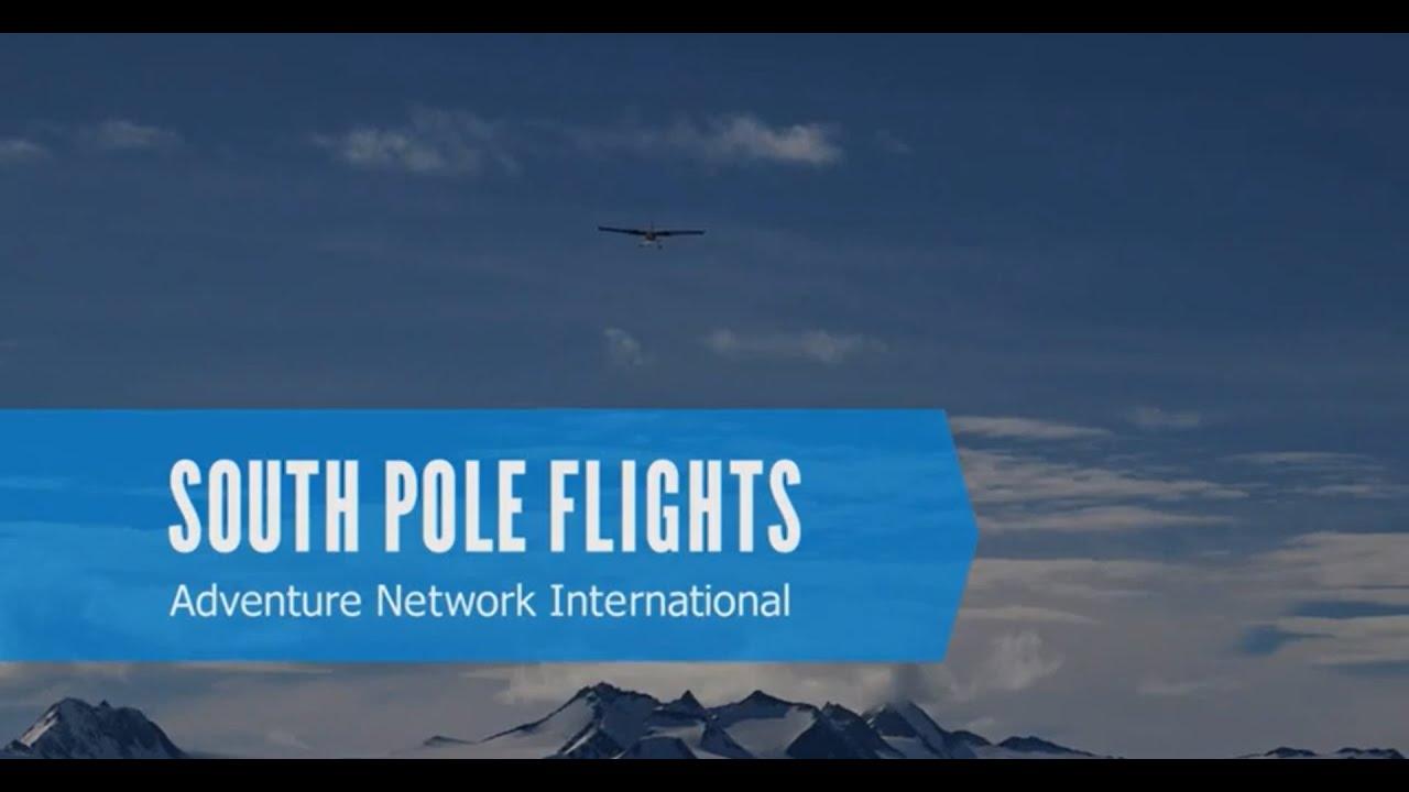 【動画】南極点への旅行