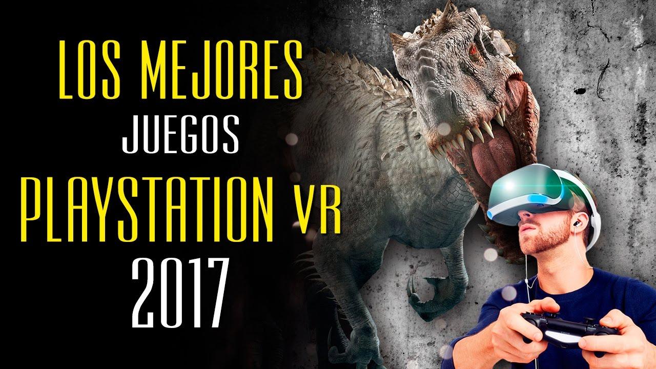 Los Mejores Juegos De Playstation Vr De 2017 Que Faltan Por Llegar
