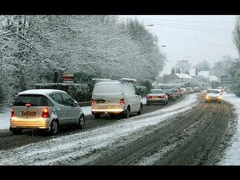 Sh*t It's Snow! Southend News Network Feat. Annie Humphrey