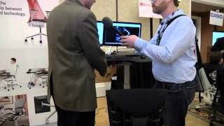 Ces 2011 Hands-on: Herman Miller Adjustable Desk