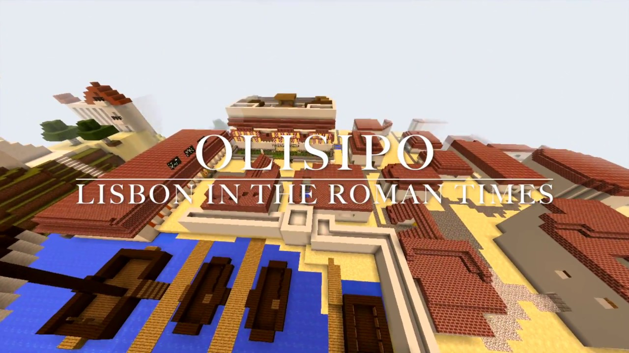Olisipo - Lisbon in the Roman Times