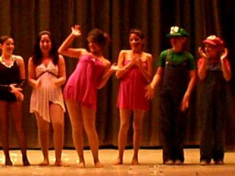 Upbeat Dancers Team  2009 Miami Glades   Valentina lezcanoLuigi