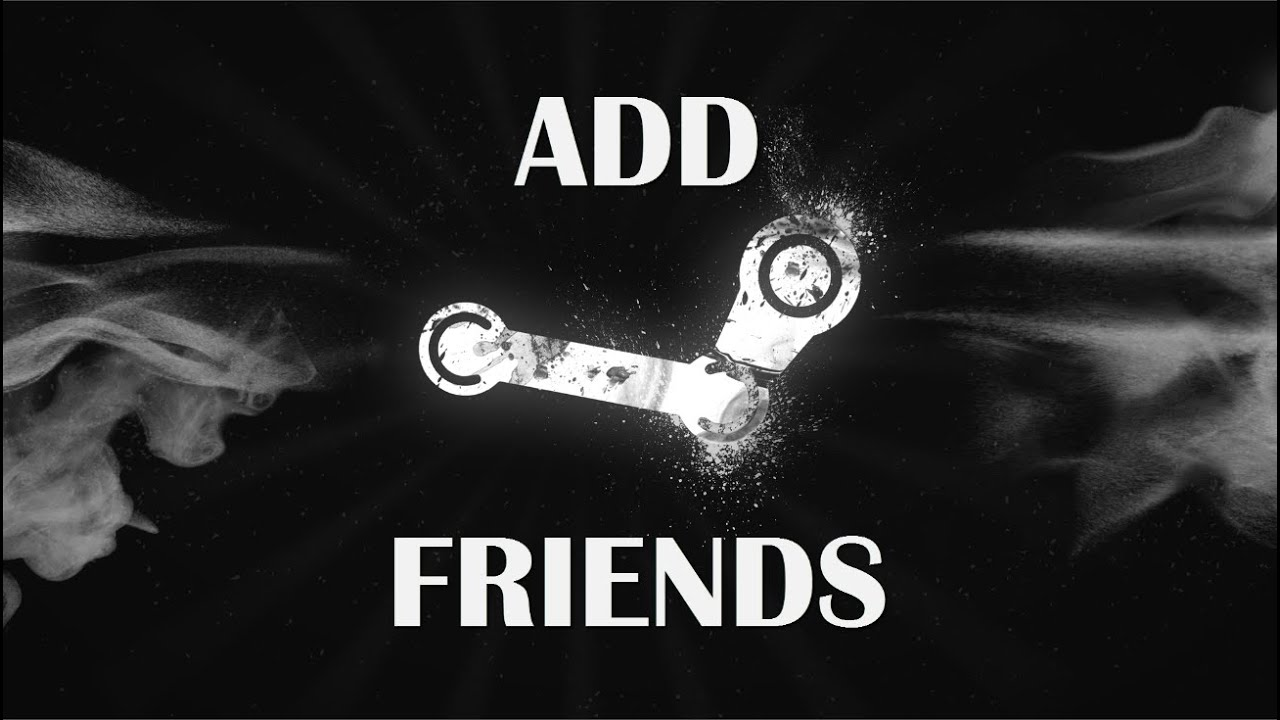 How to add friends on Steam with a New Account for FREE?! 2017 HD