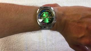 Orient Sea King vintage watch review