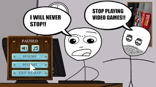 Gamer Never Stop They Restart Part 5   The Grand Finale