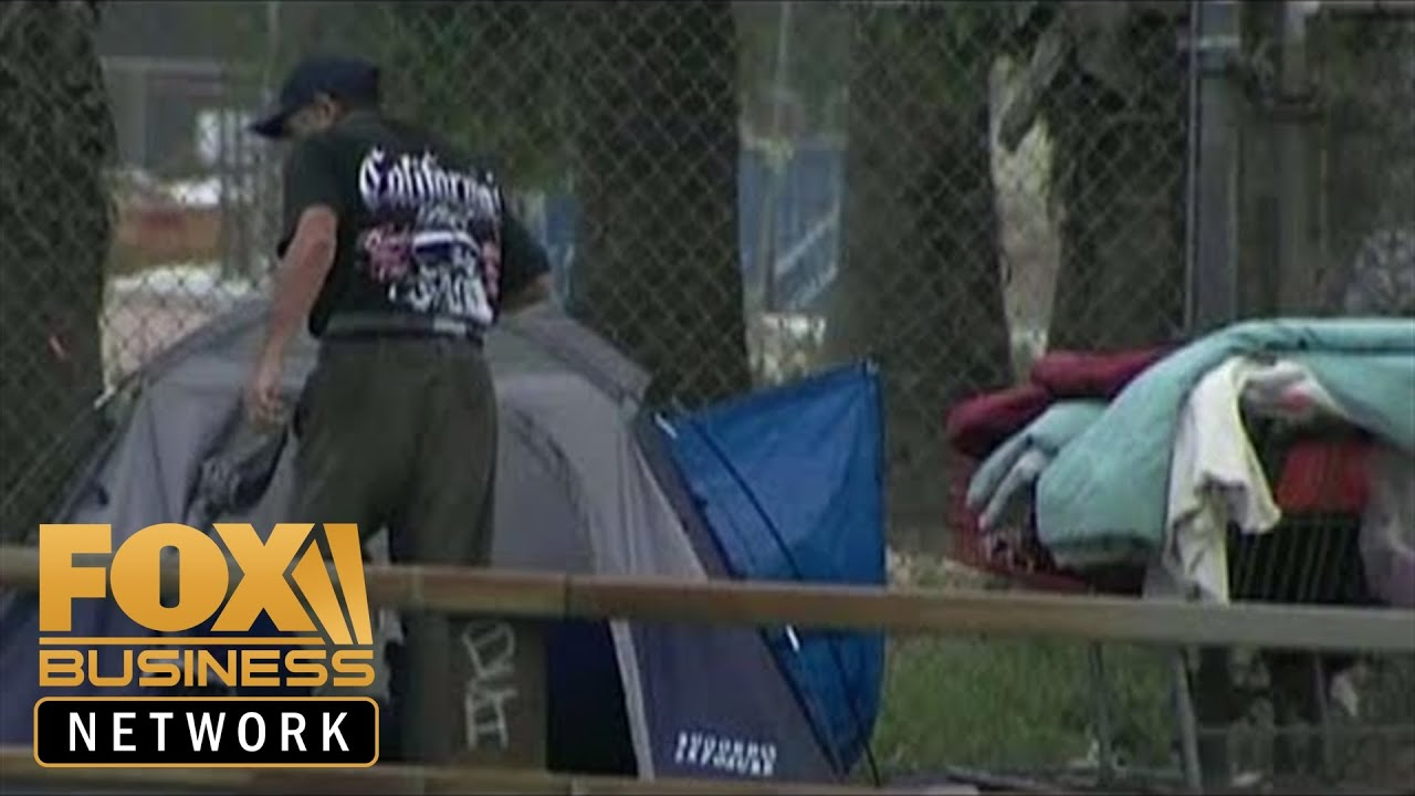 FOX News Inside Los Angeles' homeless crisis