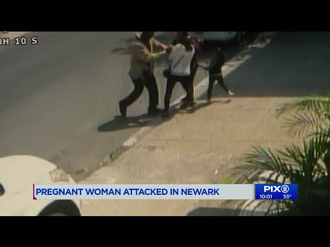 Video obtained by PIX11 shows the man grab the woman as she stood on the street. He followed her onto the sidewalk as she struggled to get away. The man gave up and fled after both women fought against him.
