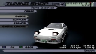 The Good Old Days: Tokyo Xtreme Racer 3