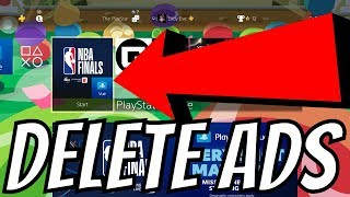 "How to Remove ADS OFF PS4 Home Screen Menu ""Simple Tutorial"""
