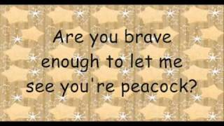 Katy Perry-Peacock Lyrics