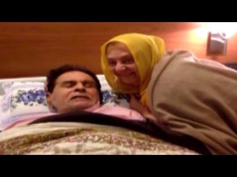 Dilip Kumar's Wife Saira Banu Shares Latest Pics of Dilip from Hospital Mp3