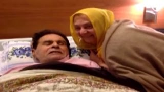 Dilip Kumar's Wife Saira Banu Shares Latest Pics of Dilip from Hospital