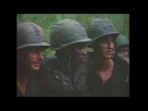 Have you ever seen the rain CCR Vietnam combat footage