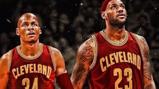 Ray Allen to the Cleveland Cavaliers!?