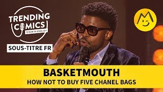Basketmouth - How not to buy five Chanel bags STFR