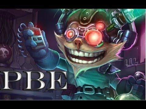 How to make a PBE account - League of Legends - YouTube