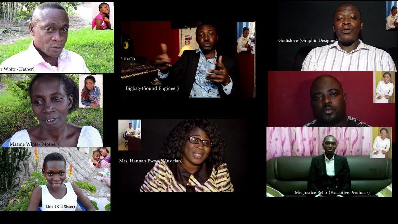 Ghanaian actress white death ellen Ellen G.