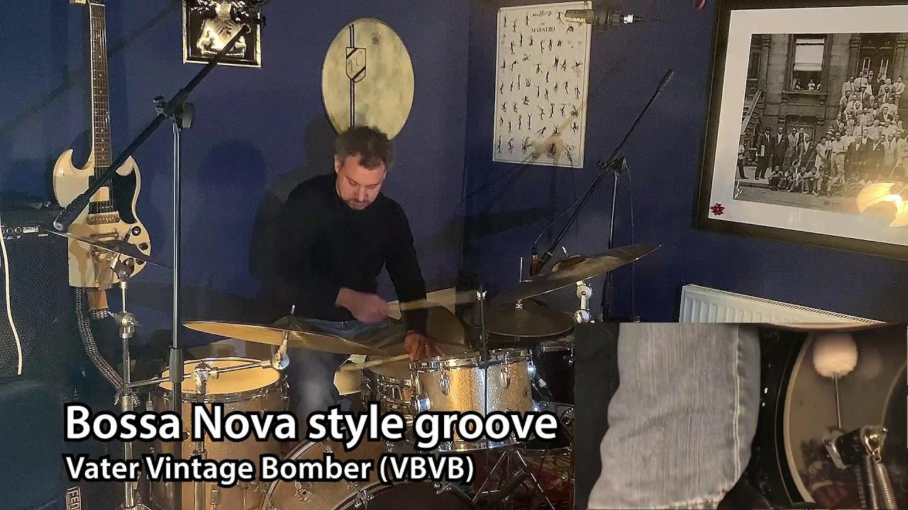 VBVB Vater Bass Drum Beater Vintage Bomber