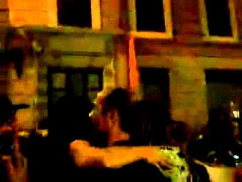 Angelica Livraghi , Sandro Ferrone e Manuela Arcuri-Roma 15 Settembre 2011